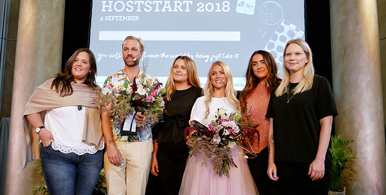 Vinnarna i LOPPIinfluencer Awards
